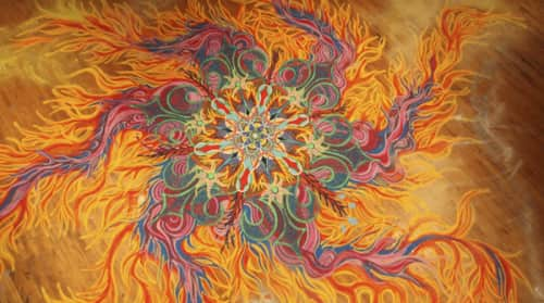 Joe Mangrum - Public Mosaics and Public Art