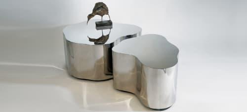 Silas Seandel Studio Inc - Tables and Sculptures