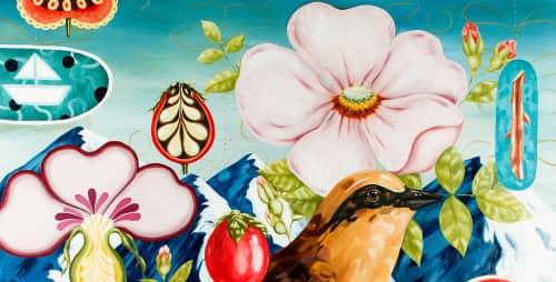 Jose Arenas - Murals and Art