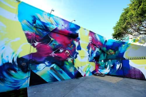 Hueman, Allison Torneros - Murals and Art