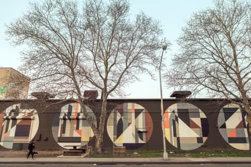 Rubin 415 - Murals and Paintings