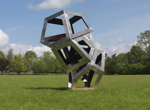 Richard Deacon - Public Sculptures and Public Art