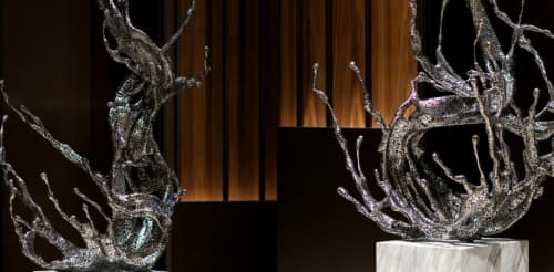 Zheng Lu - Sculptures and Public Sculptures