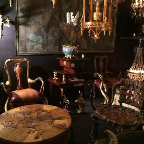 Michel Haillard - Sofas & Couches and Chairs