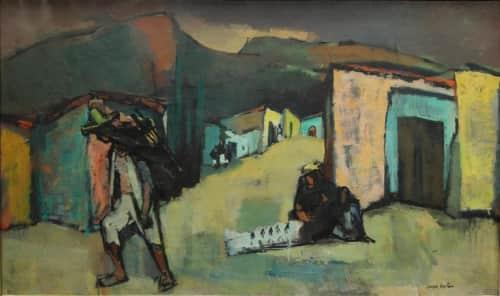 Joseph Kaplan - Murals and Art