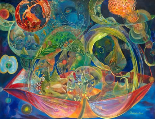 Christopher Lane - Paintings and Art