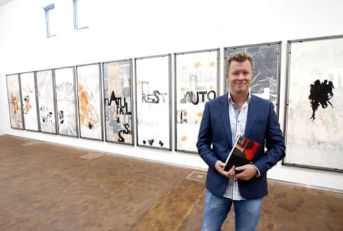 Magne Furuholmen - Paintings and Art