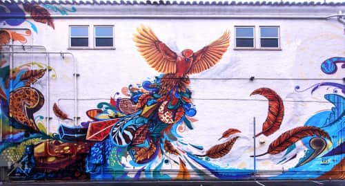Camer1 - Murals and Art