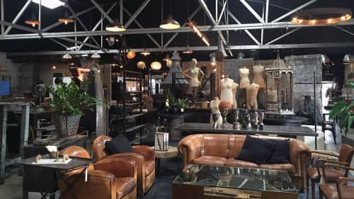 Big Daddy's Antiques - Lighting and Furniture