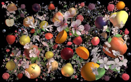 Jennifer Steinkamp - Art