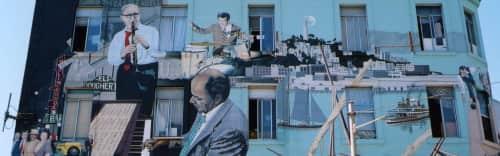 Bill Weber - Murals and Art
