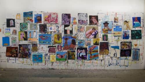 Todd Bienvenu - Paintings and Art