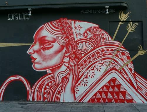 Caratoes (Cara) - Street Murals and Public Art
