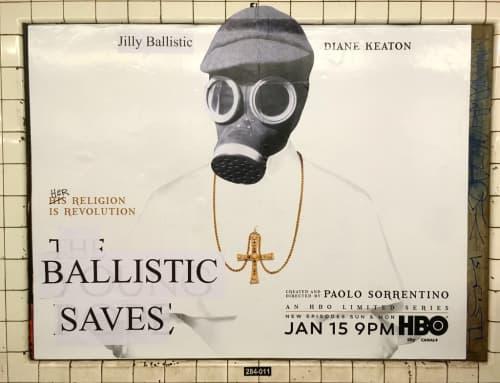 Jilly Ballistic - Art