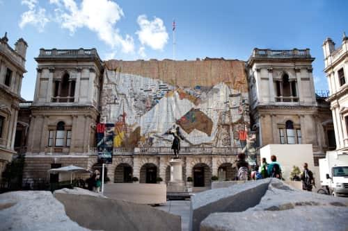 El Anatsui - Sculptures and Public Sculptures