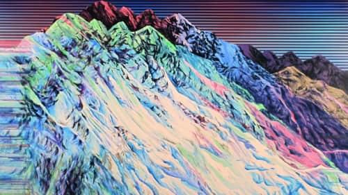 Adam Friedman - Murals and Art