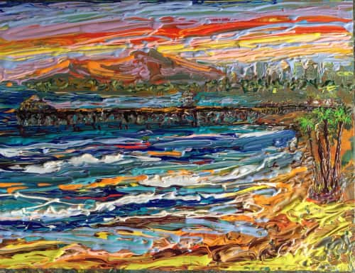 Ron Hust - Paintings and Art