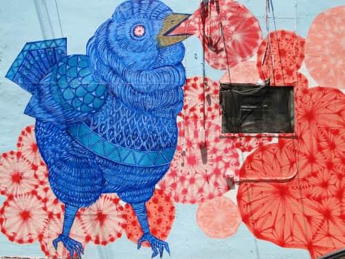 Anson Cyr - Street Murals and Public Art