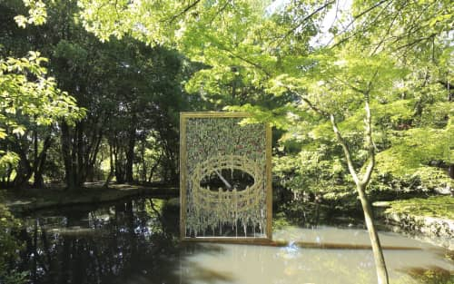 Diana Al-Hadid - Paintings and Art