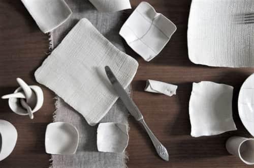 Yuka Uchida of OVO ceramics - Tableware