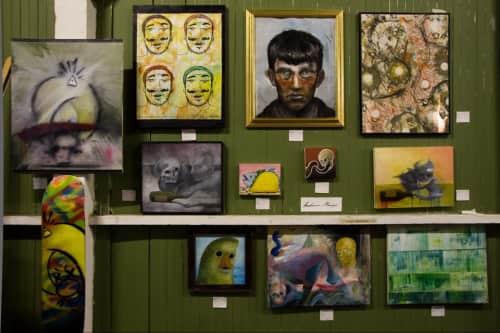 Andrew Murga - Murals and Art