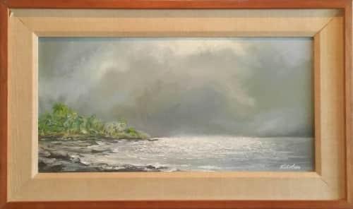 Emrich Nicholson - Murals and Art