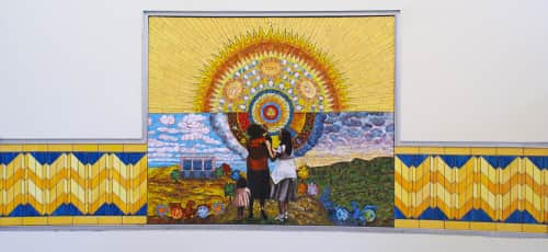 Terry Braunstein - Murals and Art