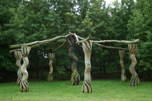 Robert Ressler - Public Sculptures and Public Art