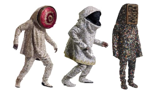 Nick Cave - Sculptures and Art