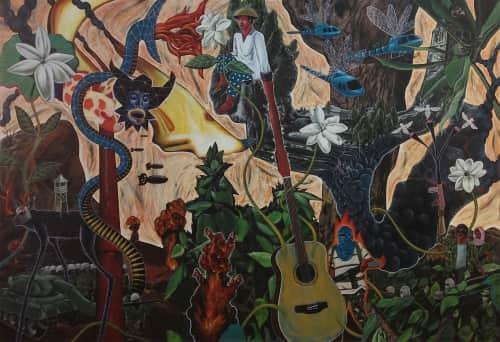 Rodel Tapaya - Paintings and Art