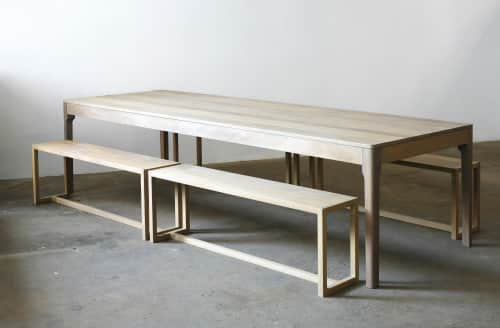 James Mudge - Tables and Furniture