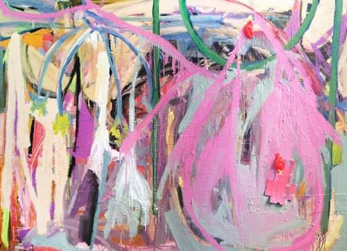 Diana Delgado Studio - Paintings and Art