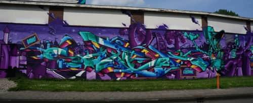 SOTEN - Street Murals and Public Art