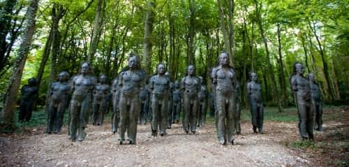 Peter Burke - Sculptures and Art