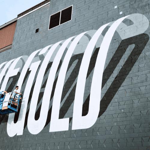 Ben Johnston - Murals and Street Murals