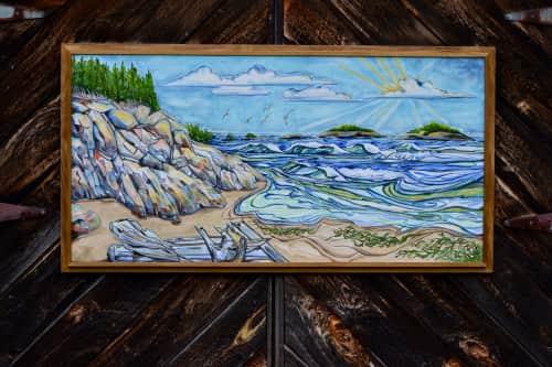 Nikki Pilgrim - Paintings and Art
