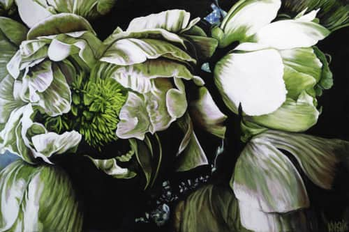 Kirsten Nash, KNASH, KNASHDesigns - Paintings and Art