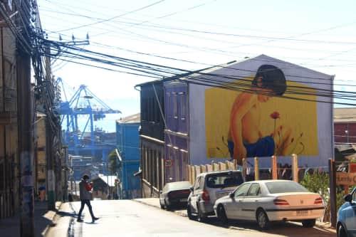JP - Street Murals and Murals