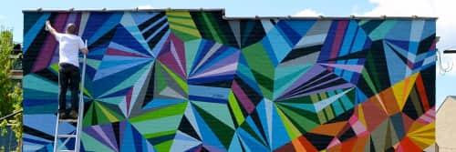 MATT W. MOORE - Murals and Art