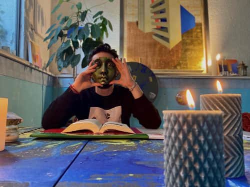Jorge Sanchez Mejorada - Paintings and Art