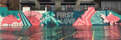 Sarah Robbins - Art and Street Murals
