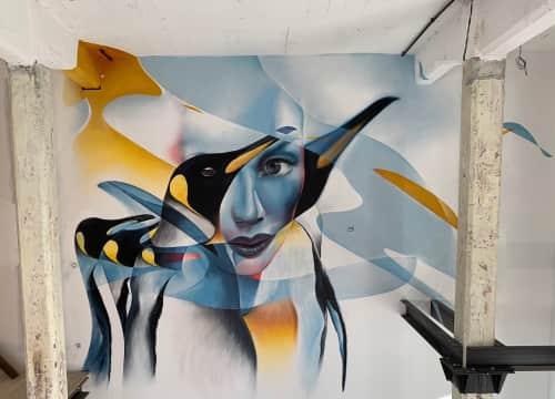 GoMAD Studios - Murals and Street Murals