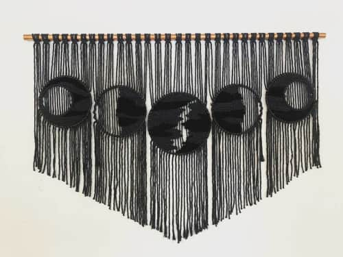 Midnight Soul Designs - Macrame Wall Hanging and Art