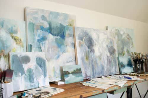 Jessica Whitley Studio - Paintings and Art