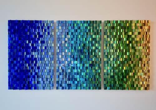 Michael Curry Mosaics - Sculptures and Art