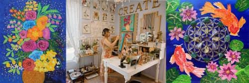 Helen Creates Beauty - Paintings and Art