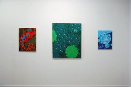 Eric Hibit - Paintings and Art