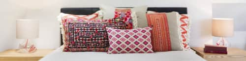 Tribe & Temple - Pillows and Rugs & Textiles