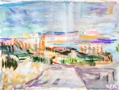 Rachel Elizabeth Design - Paintings and Murals