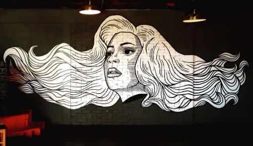 Christin Apodaca - Murals and Art